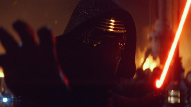 """Hungarian Stuntman Stands In To Play Star Wars Anti-Hero Kylo Ren In New Episode """"The Force Awakens"""" post's picture"""