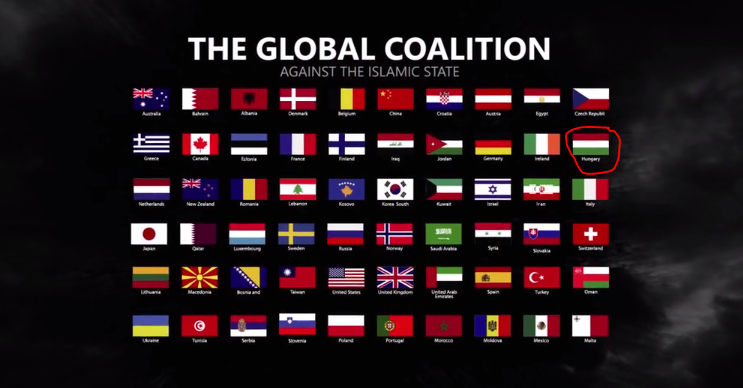 Islamic State Threatens 60 Countries Including Hungary In New Propaganda Video post's picture