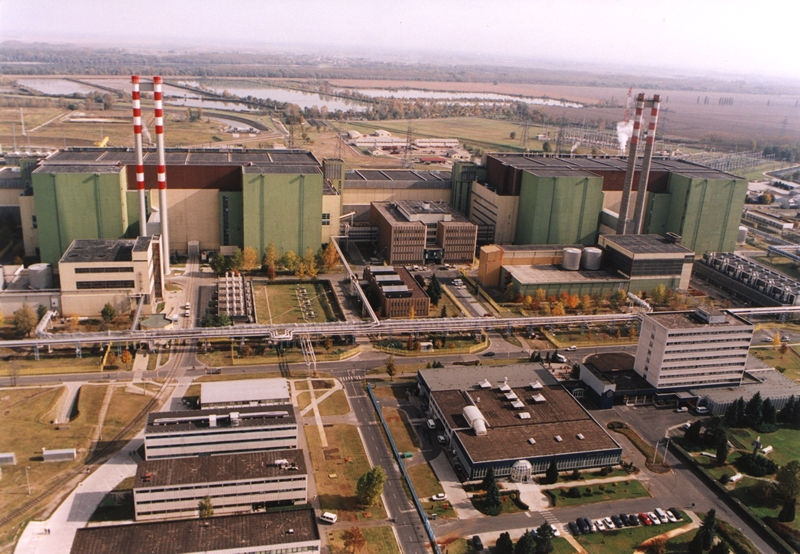 Paks Nuclear Power Plant to Reduce Performance of Two Blocks post's picture