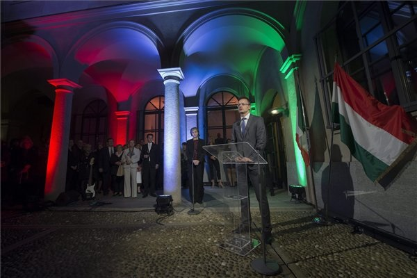 Hungary Opens Investment And Trading Centre In Milan post's picture