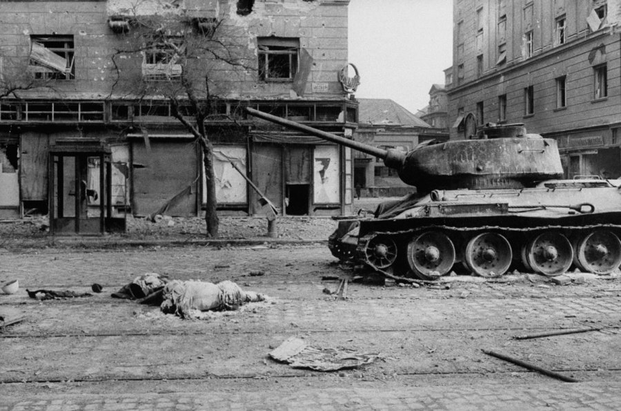 On This Day – In 1956 Soviet Union Brutally Crushed Hungary's Hope For Freedom And Independence – Photos & Video! post's picture