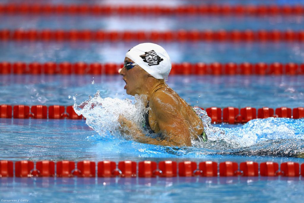 Hungarian Swimming Legend Katinka Hosszú Again World Record Holder On 400m Medley – Video! post's picture