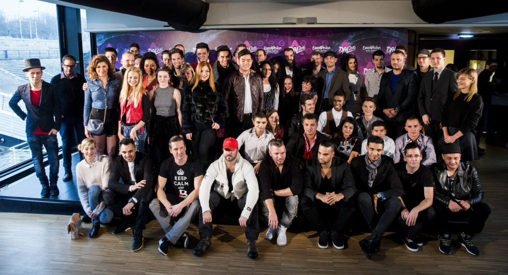 """The Song 2016"": Hungarian Candidates For Next Year's Eurovision Song Contest Announced post's picture"