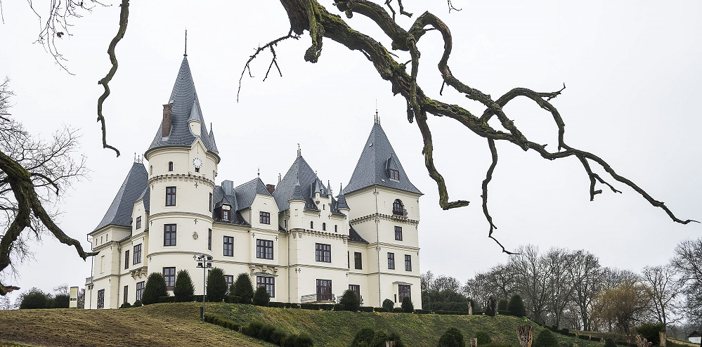 Andrássy Castle In Tiszadob Reopens To Visitors After €7 Million Refurbishment post's picture