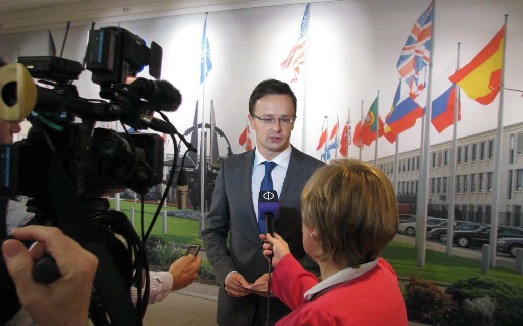 Foreign Minister: Hungary Contributes to NATO's Success beyond Its Means post's picture