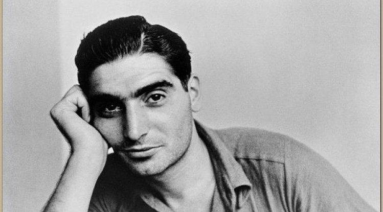 """""""The Mexican Suitcase"""": Budapest's OSA Archives Hosts Exhibition On Forgotten Robert Capa Negatives post's picture"""
