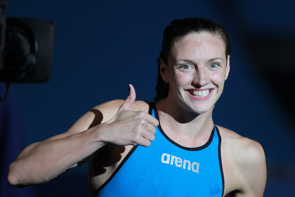 It's Official: Hungary's Katinka Hosszú Again Among Europe's Best Sports Stars This Year post's picture