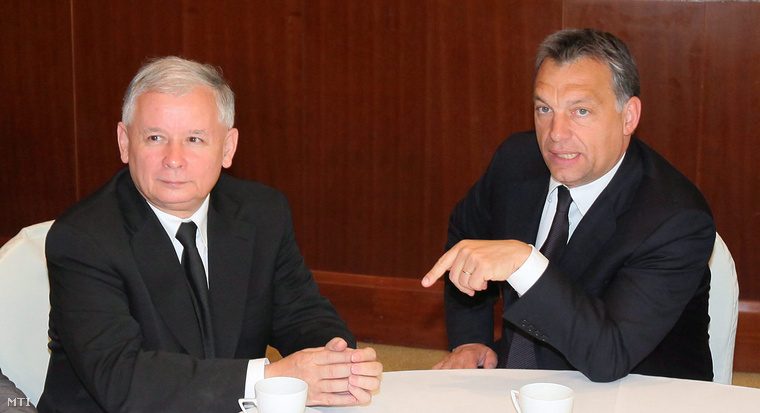 PM Orbán Holds Talks In Poland Ahead of David Cameron's Visit To Budapest post's picture