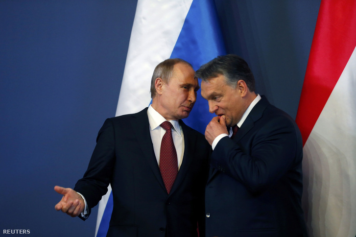 PM Orbán To Meet President Putin In Moscow In February post's picture