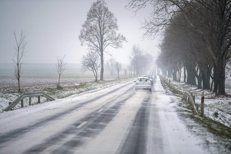 Havazás Baranyában