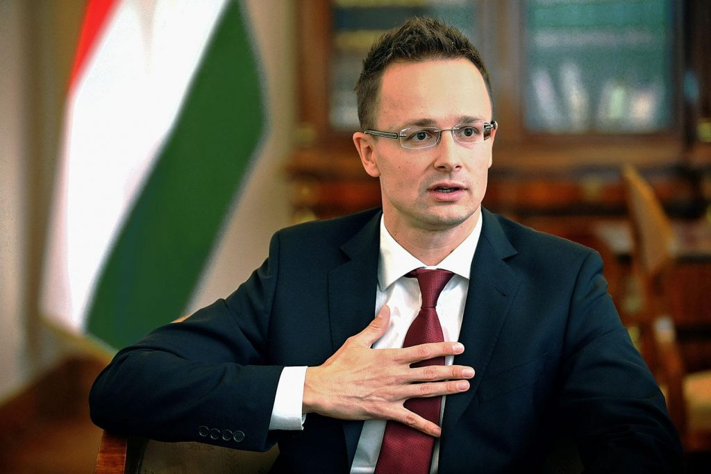 Szijjártó: Hungary Will Retaliate In Kind If Ukraine Expels Consul post's picture