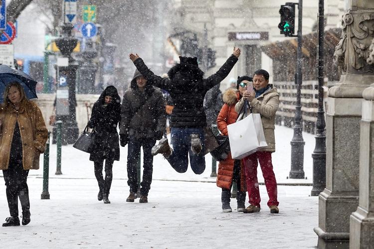 Havazás a fõvárosban