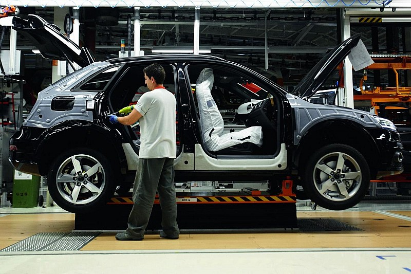 Audi To Move Q3 Production From Spain To Hungary post's picture