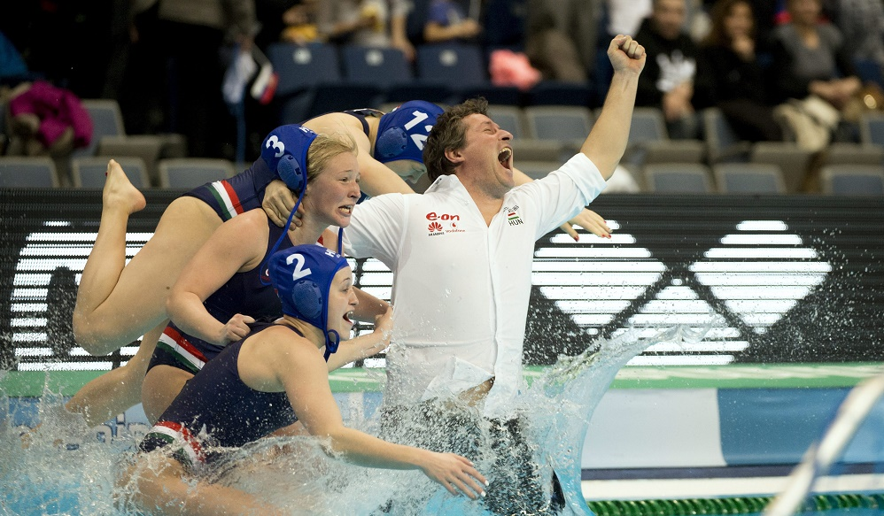 Hungary's Women Water Polo Team Wins European Championship – Video! post's picture