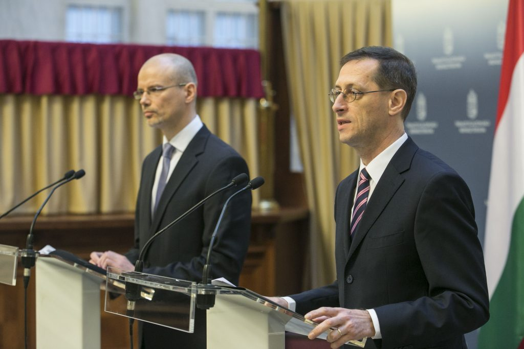 Economy Minister Hails Hungary's Better-Than-Expected Budget Figures post's picture