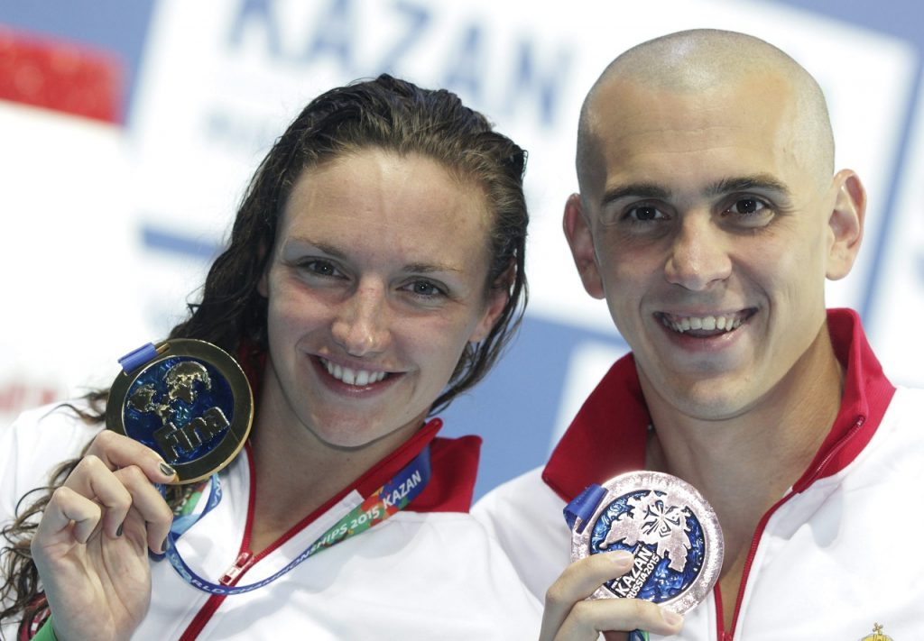 Hungarians Katinka Hosszú And László Cseh Voted Best European Swimmers Of 2015 post's picture