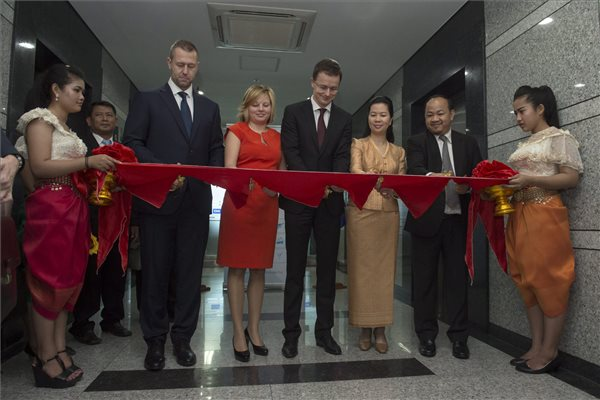 Hungary Opens Foreign Trade Office In Cambodia post's picture