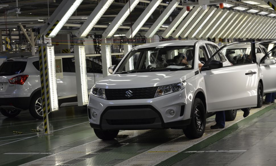 Popular Vitara Boosts Suzuki To Claim 10 Percent Of Hungary's New Car Market post's picture