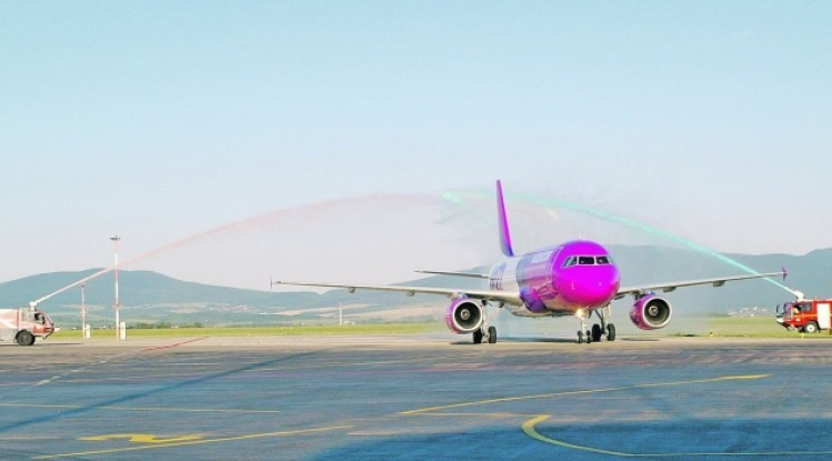 Wizz Air to Add Edinburgh to Budapest Timetable post's picture