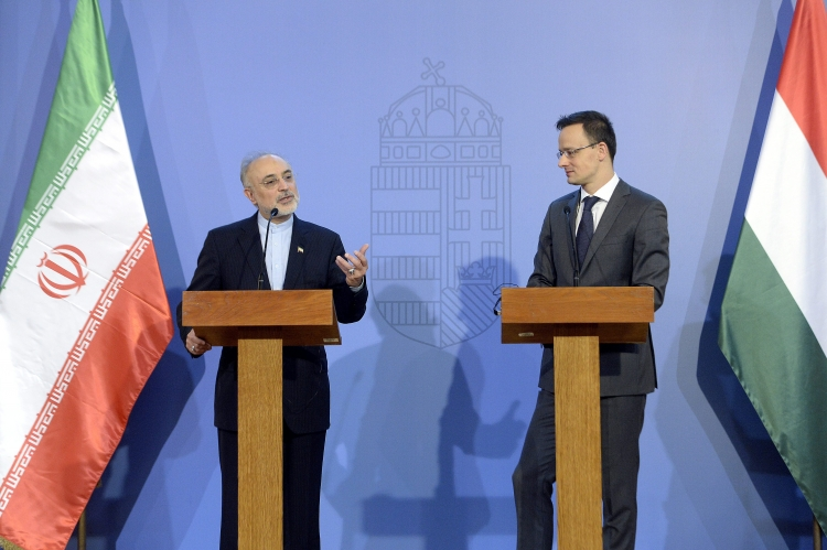 Iran Proposes Nuclear Deal With Hungary post's picture