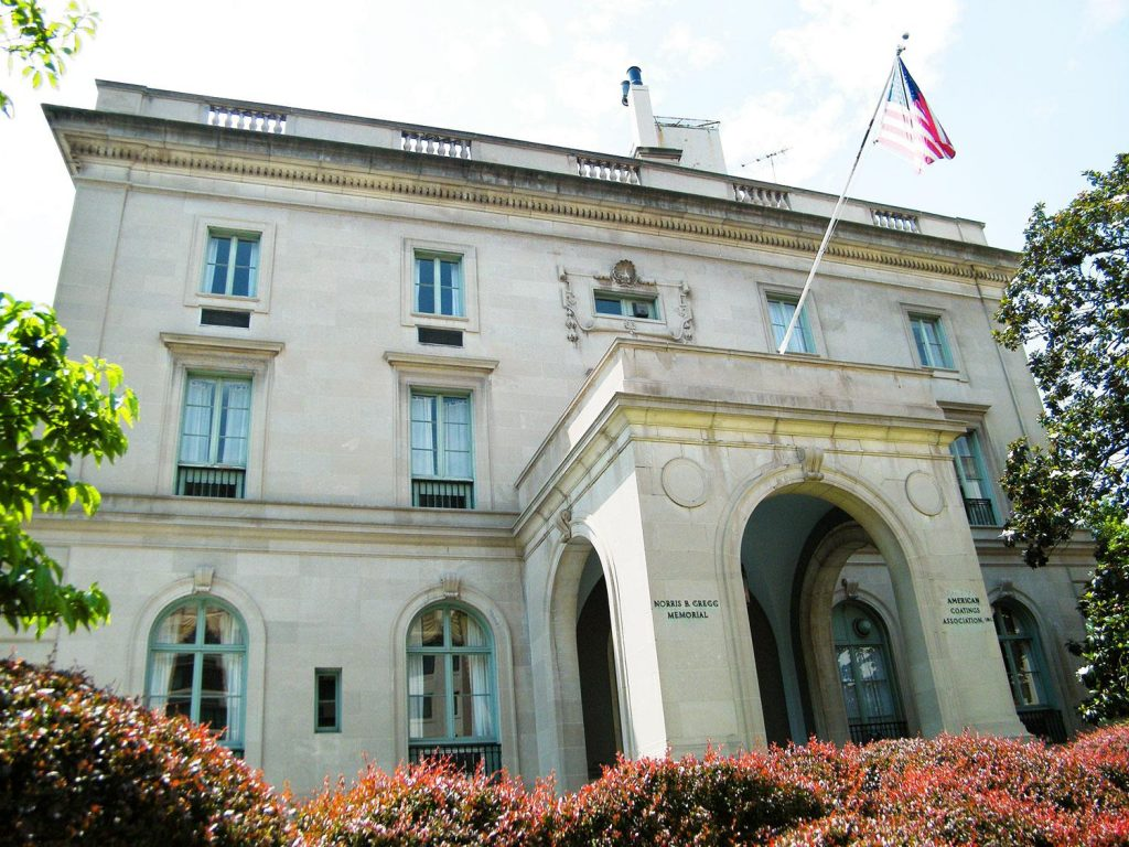 Hungarian Foreign Ministry Acquires Historic Mansion In Washington DC post's picture