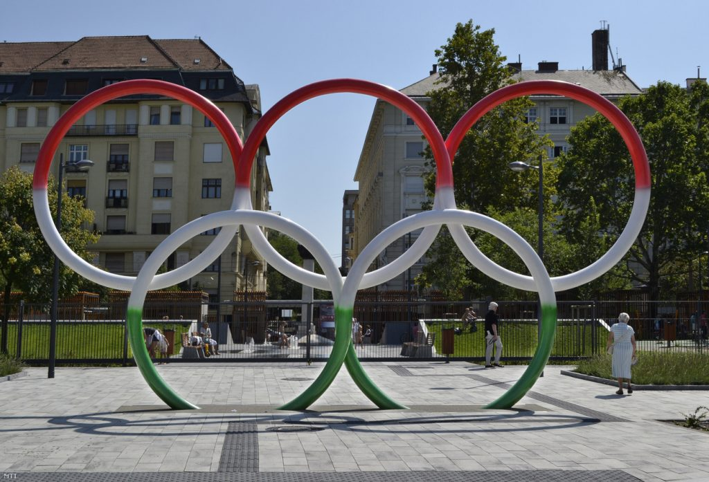 Budapest Submits Official Olympics 2024 Bid To IOC post's picture