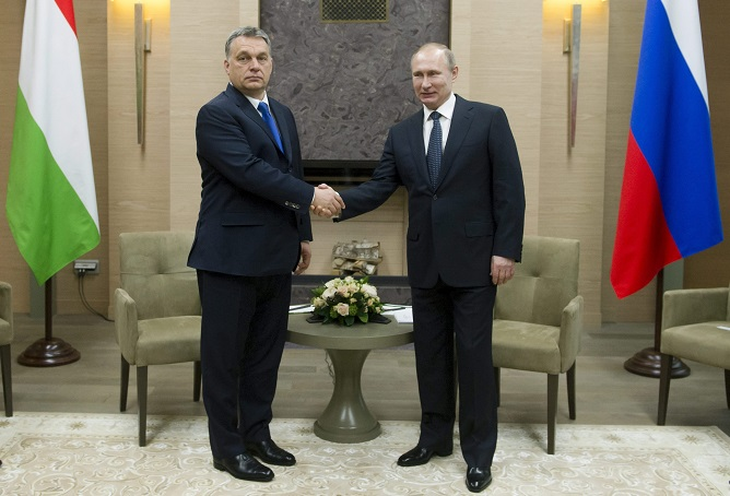 Hungary, Russia to Sign Key Agreements during Putin's Budapest Visit post's picture