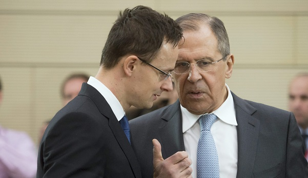 Russian Foreign Minister Lavrov To Visit Hungary This Spring post's picture