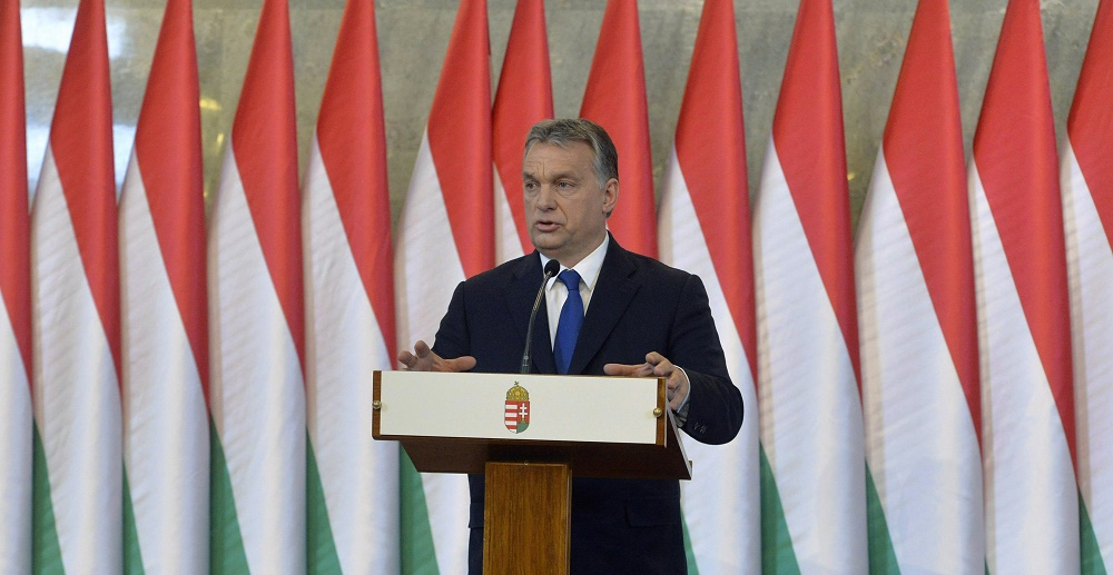 Breaking News: Hungary To Hold Referendum On Mandatory Migrant Quotas post's picture