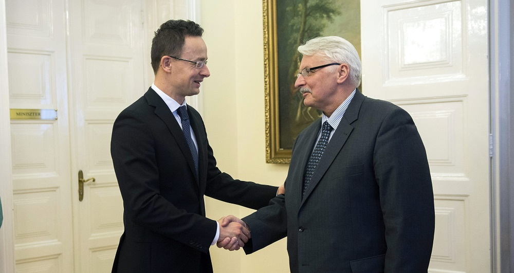 Polish Foreign Minister Finds Support In Budapest Ahead Of Premier's Visit To Hungary post's picture