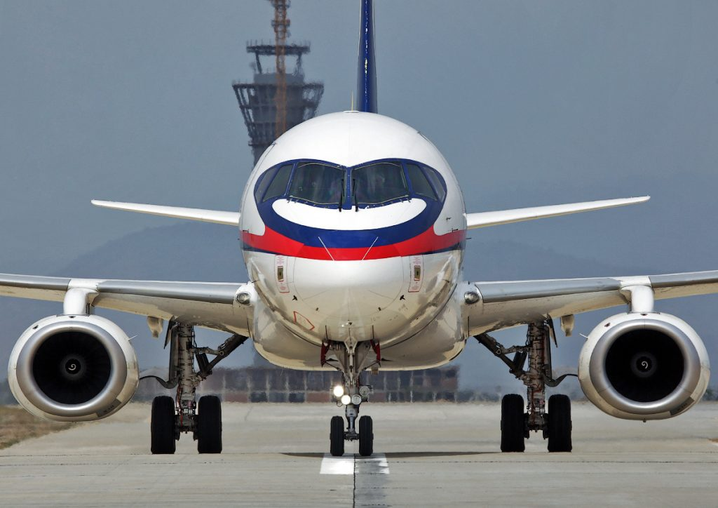 Russian Aircraft Maker Sukhoi Rumoured To Invest Into New Hungarian Airline post's picture
