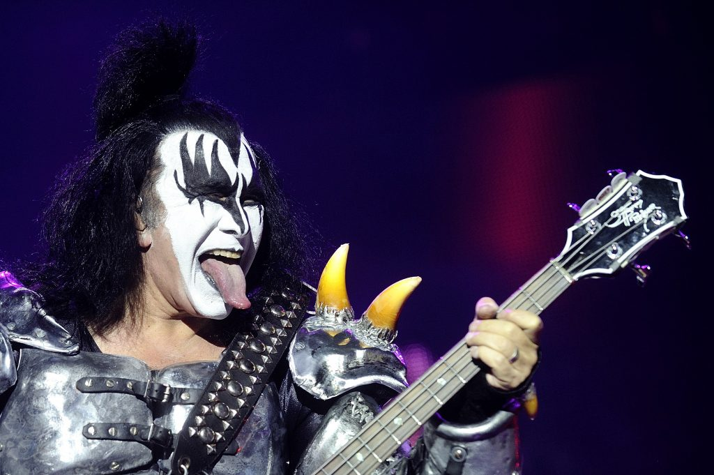 Hungarian Roots: Gene Simmons, Co-Lead And Guitarist Of Legendary Rock Band KISS post's picture