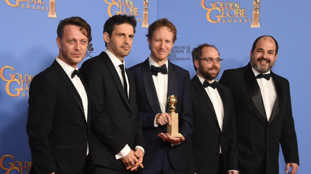 """Hungarian Holocaust Drama """"Son Of Saul"""" Sensationally Wins Oscar Prize In Los Angeles post's picture"""