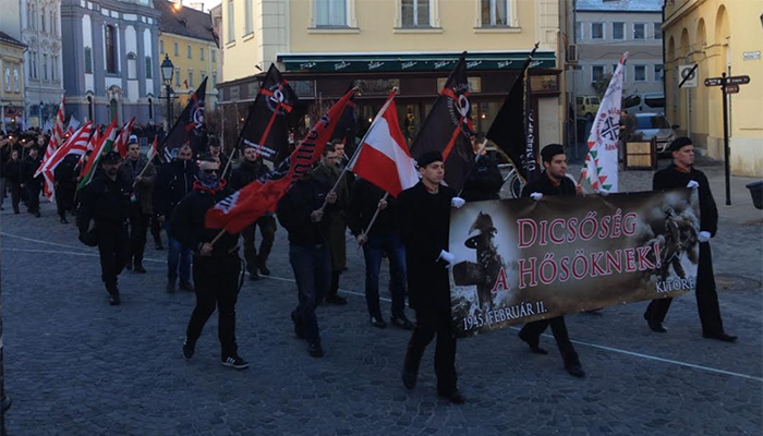 Police Investigate Far-Right Commemoration In Western Hungary – Video! post's picture