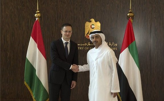 Hungarian Foreign Minister Visits Emirates To Resolve Migrant Crisis post's picture