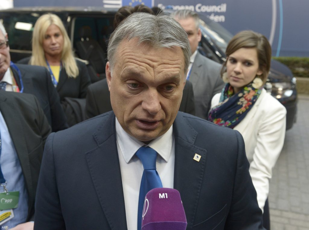 Hungary Protects Poland Against EU Criticism For Constitutional Court Reform post's picture
