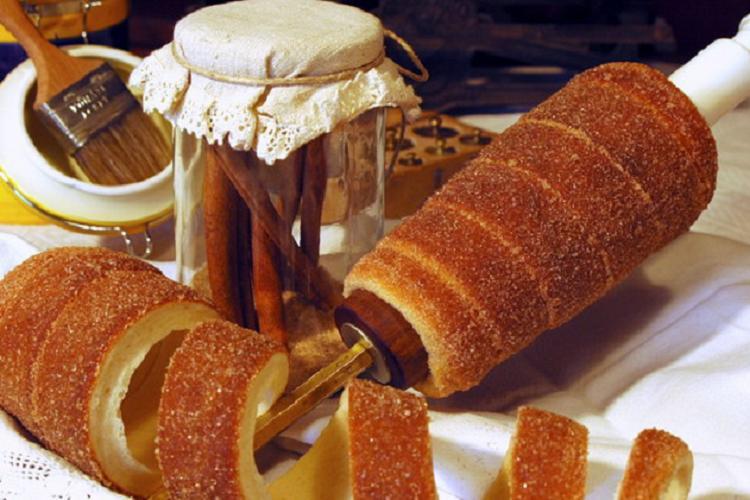 The Big Smoke Of The Chimney-Cake #Kürtőskalács post's picture