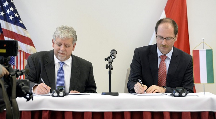 Inter-Study Agreement Between Hungary And The US post's picture