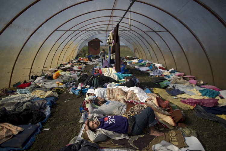 Migrants Reluctant To Undergo Medical Examination, Hungarian Authorities Complain post's picture