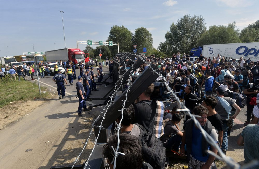 Bosnia Struggling With Influx Of Migrants After Other Routes Shut Down