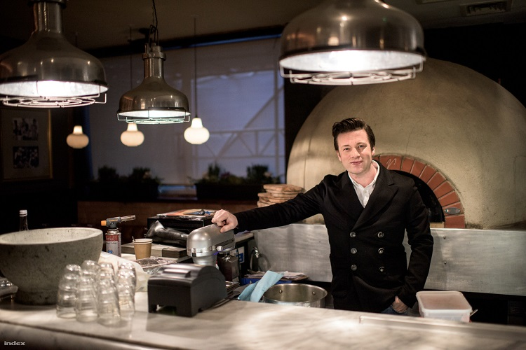 """I Love Working With Hungarians"": Jamie Oliver On His New Budapest Restaurant And Passion For Hungarian Food post's picture"