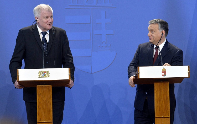 German Interior Minister Seehofer Thanks Hungary for Its Role in 1989 post's picture