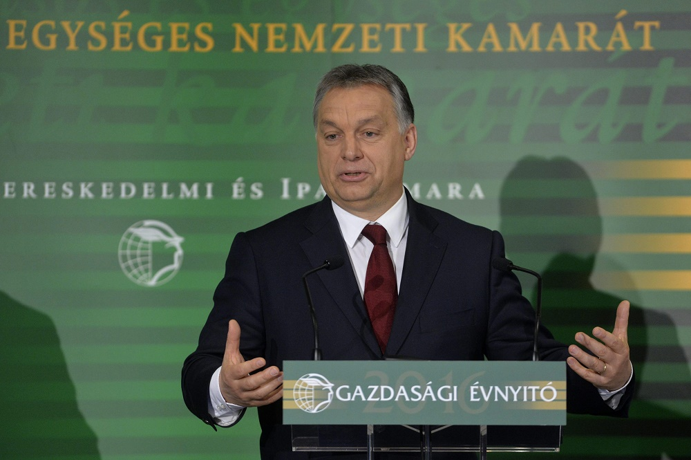 """Hungarian Prime Minister Envisions """"Genuinely Zero Budget"""", Hints At New Salary System For 2017 post's picture"""