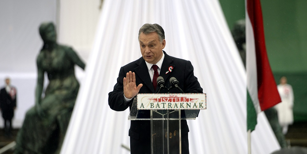 "March 15: Hungarian PM Defends Nation-States, Slams Brussels Over Plans For ""United States Of Europe"" post's picture"