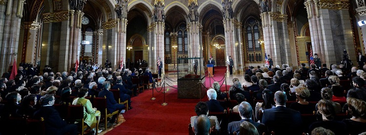 Széchenyi Prizes: Awards Handed Out To The Greatest Hungarian Minds On 15 March post's picture