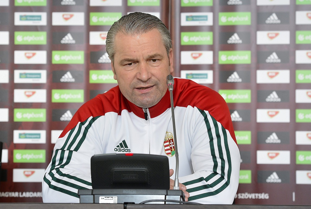 Head Coach Extends Contract As Hungary Set To Face Croatia In Pre-Euro 2016 Friendly post's picture