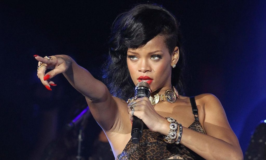 Pop Superstar Rihanna Announced To Perform At Budapest's Sziget Festival post's picture