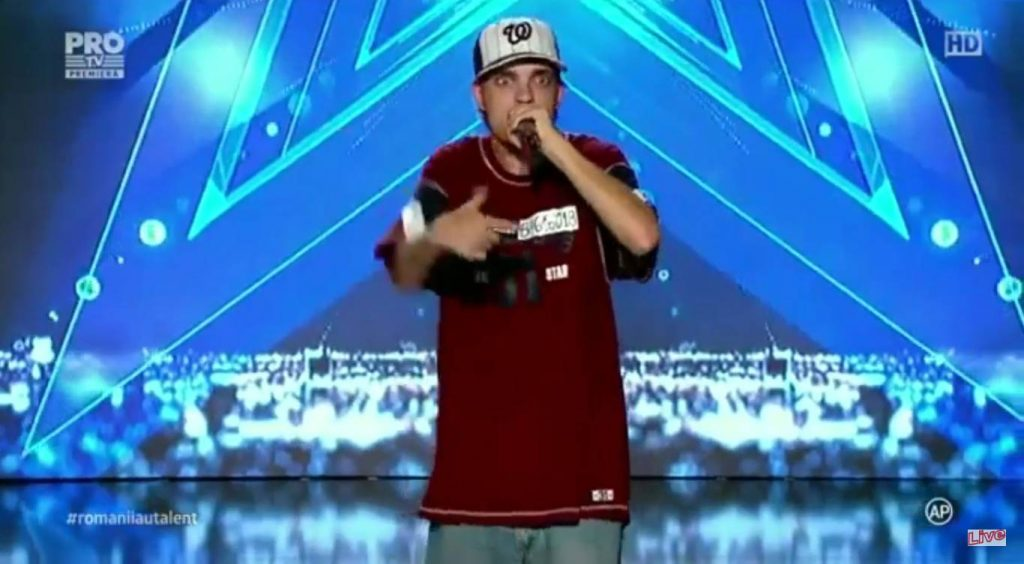 Ethnic Hungarian Rapper Stars In Romania's Got Talent – Video! post's picture