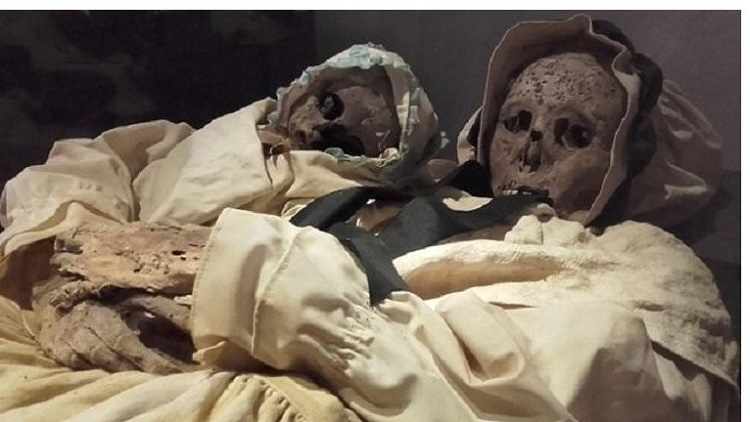 Hungarian Mummies of Vác Reveal The Evidence Of C-Section In Humans  post's picture