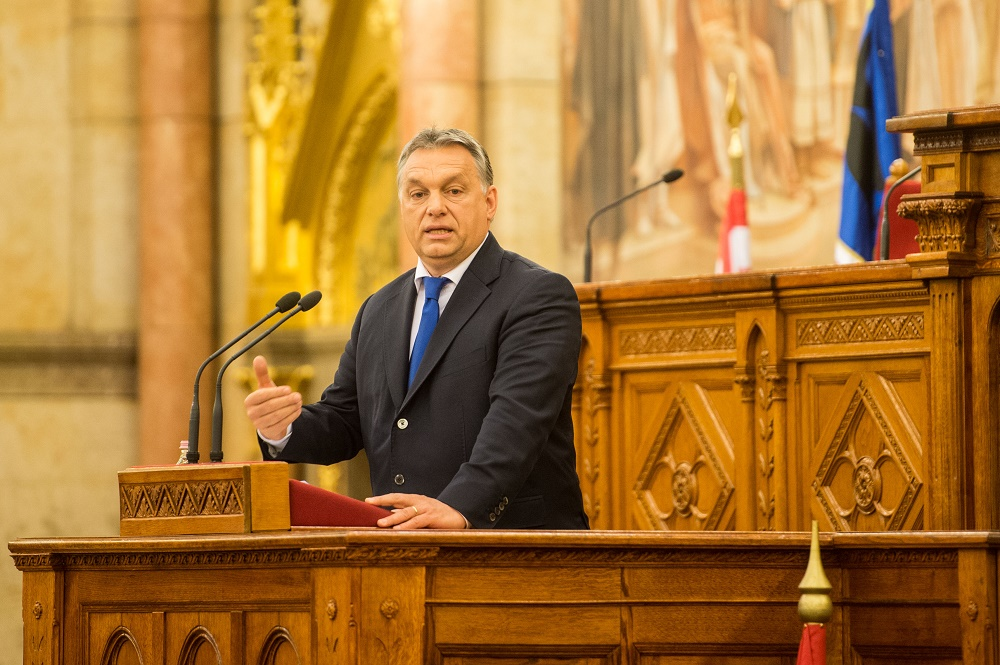 PM Orbán: Islamisation Under Constitutional Ban In Hungary post's picture